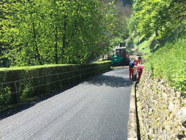 Realizirani projekti uređenja ceste prema samostanu Fojnica