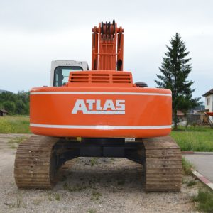 Bager/Rovokopač – Atlas
