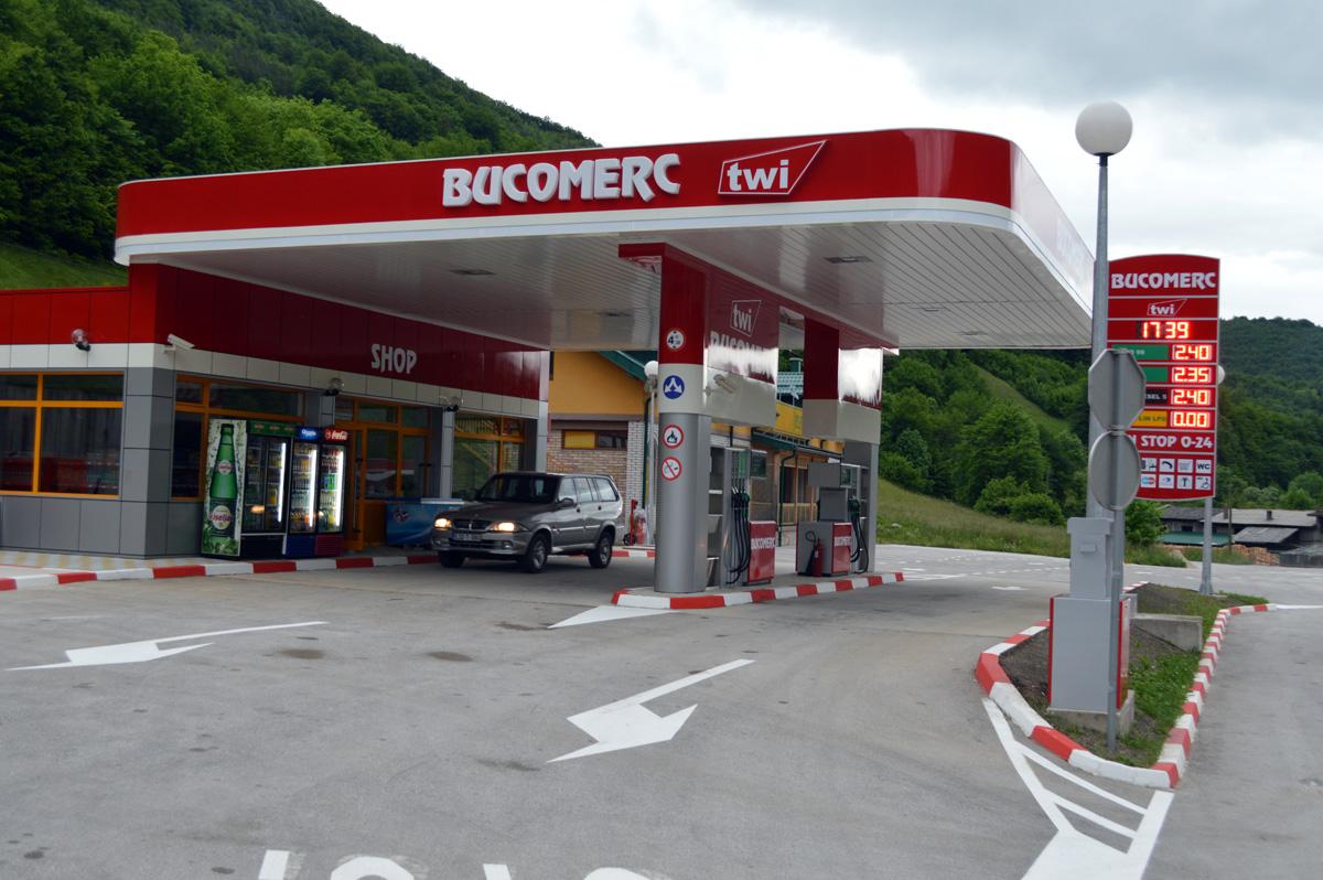 Benzinska pumpa Zovik 1 a