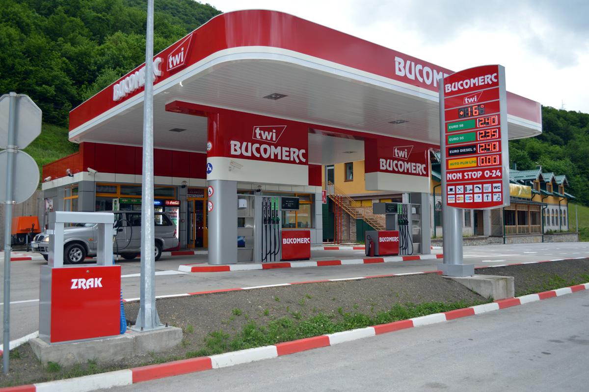 Benzinska pumpa Zovik 1 d