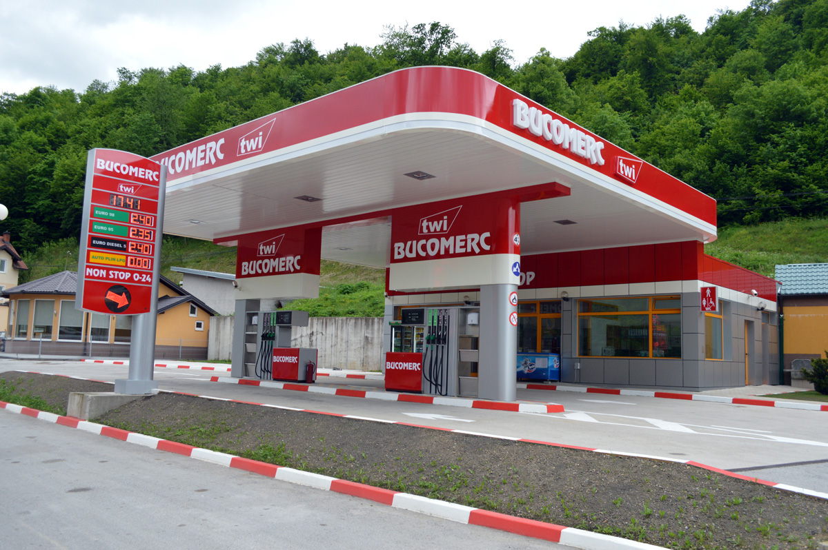 Benzinska pumpa Zovik 1 f