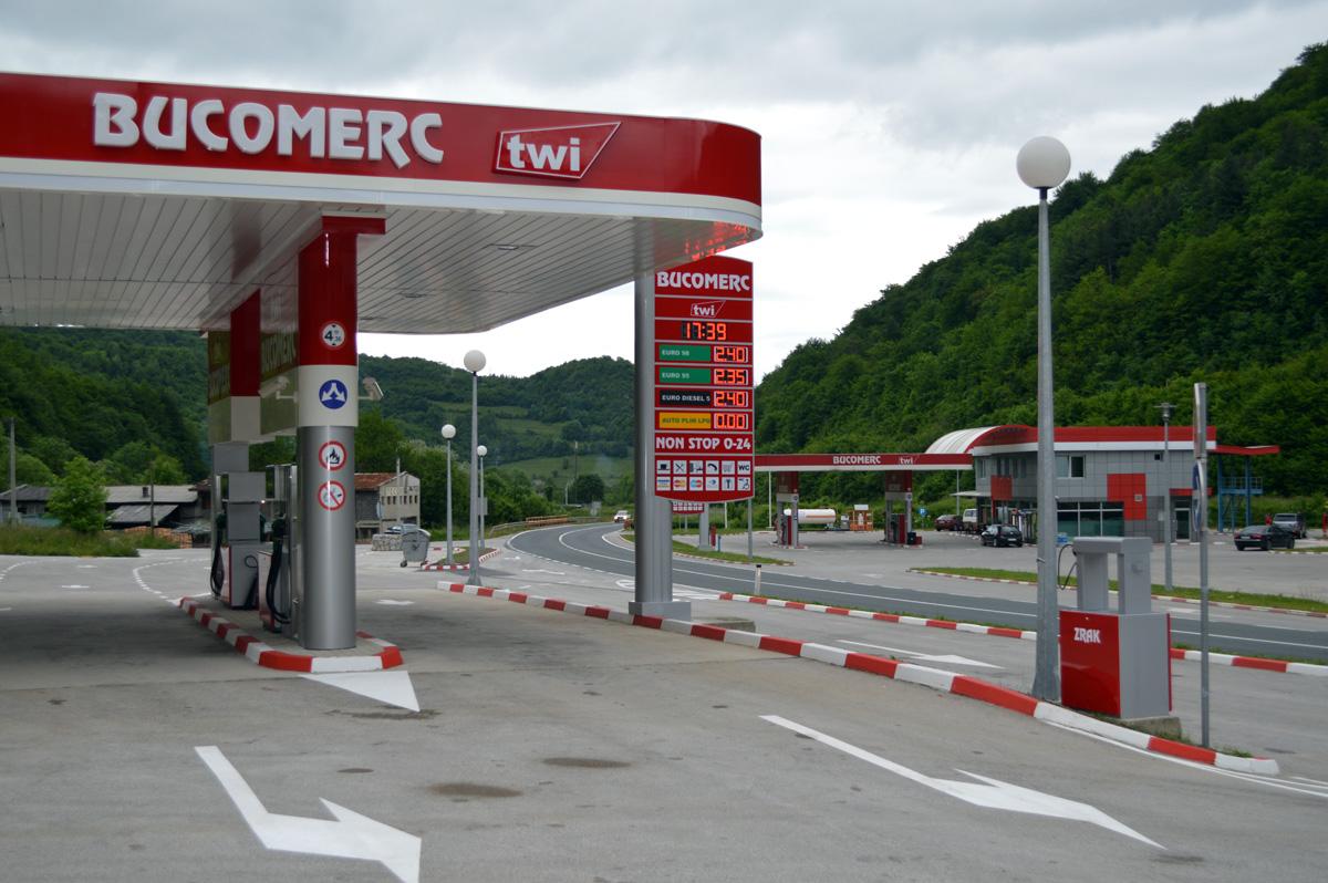 Benzinska pumpa Zovik 1