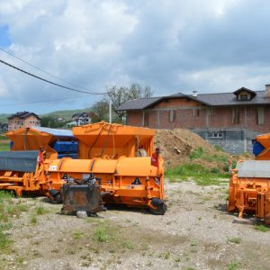 Plug za snijeg za Unimag, Kamion, Utovarivač