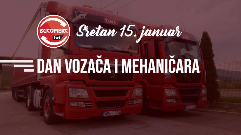 Sretan 15. januar – Dan vozača i automehaničara