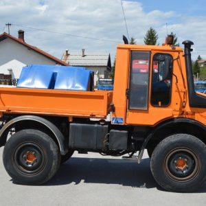 UNIMAG U 1400 – Radno vozilo